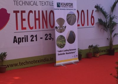 INDIA TECHNOTEX -2016 EXHIBITION